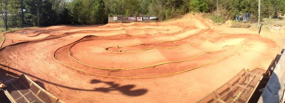 The Easley Track