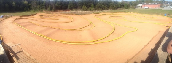 King RC Track in King NC