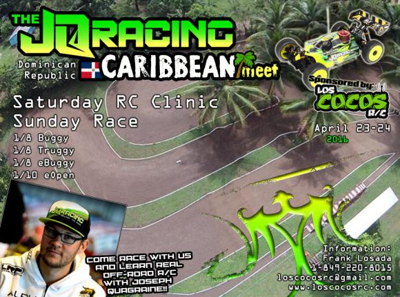 JQ Caribbean Meet 2016