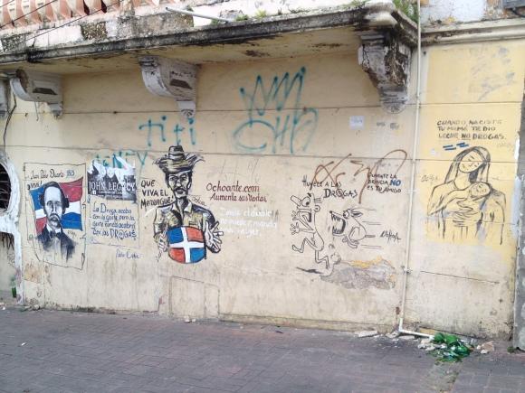 I like street art