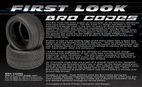 brocodes